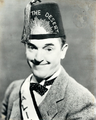 STAN LAUREL 1933 Sons of the Desert