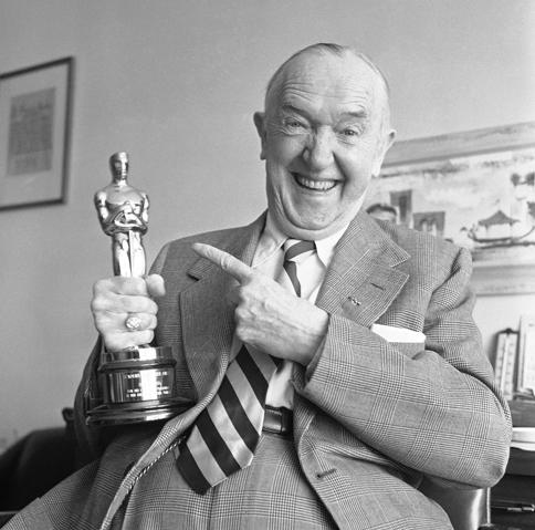 STAN LAUREL 1961 Oscar