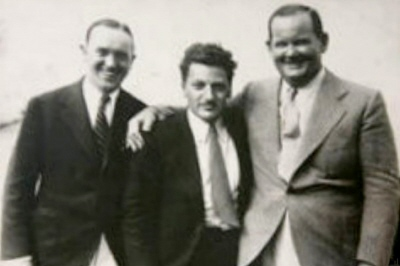 LAUREL and HARDY New York BRITISH TOURS 1932