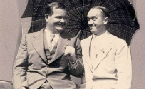 LAUREL HARDY 1932 Blackpool