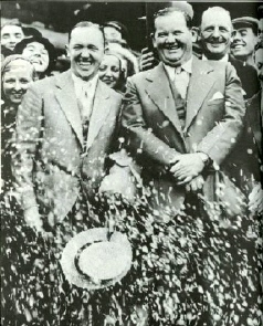 LAUREL and HARDY Waterloo 1932