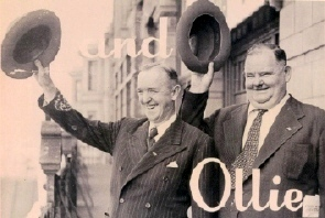 LAUREL HARDY 1947 Blackpool