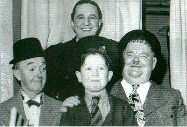 LAUREL HARDY 1947 London