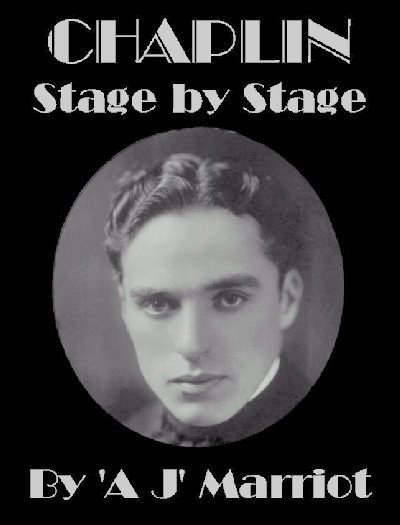 CHARLIE CHAPLIN Stage by Stage book