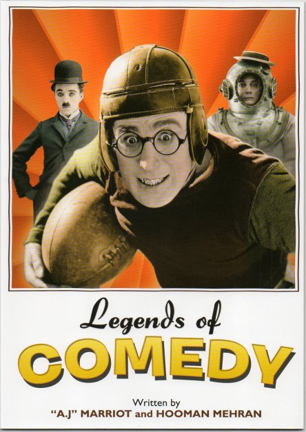 Legends of Comedy by A.J Marriot