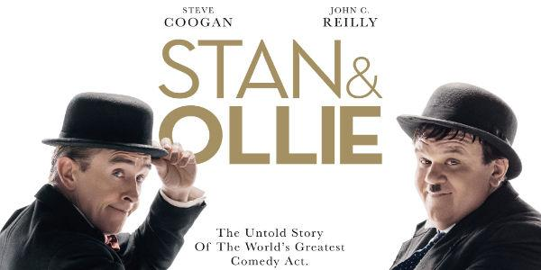 Stan and Ollie film advert 1