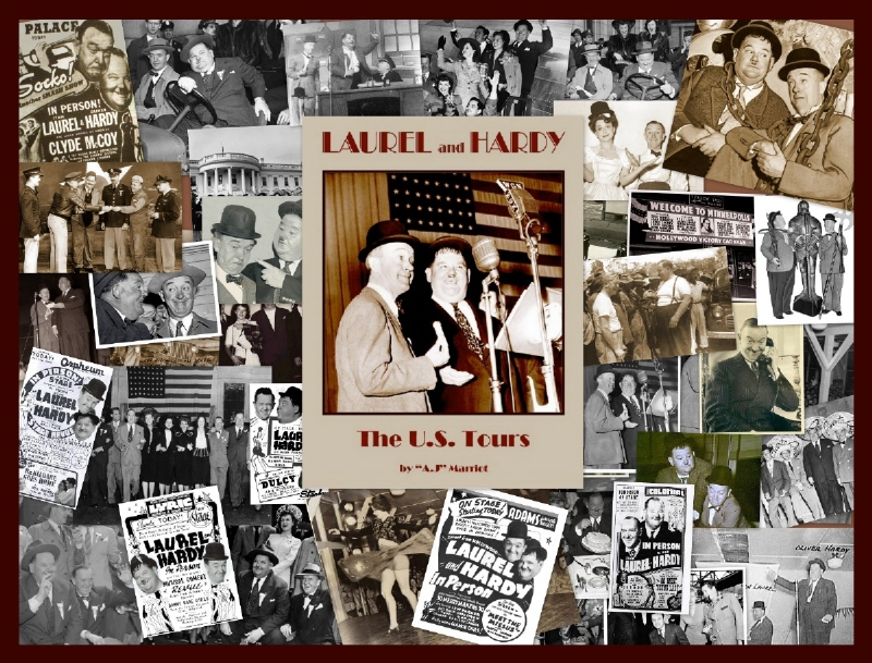 LAUREL HARDY US TOURS images
